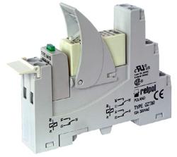 Gniazdo-przekaźnika GZT80