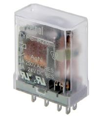 Przekaźnik miniaturowy-przemysłowy R2M