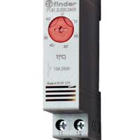 szafa sterownicza  termostaty