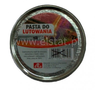 PASTA LUTOWNICZA   100G AG