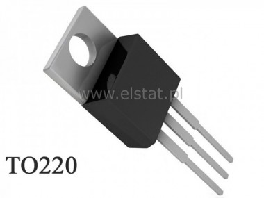 STP 80NF10 N-MOSFET 80A 100V 300W 0.015R TO220