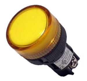 kontrolki, lampki kontrolne